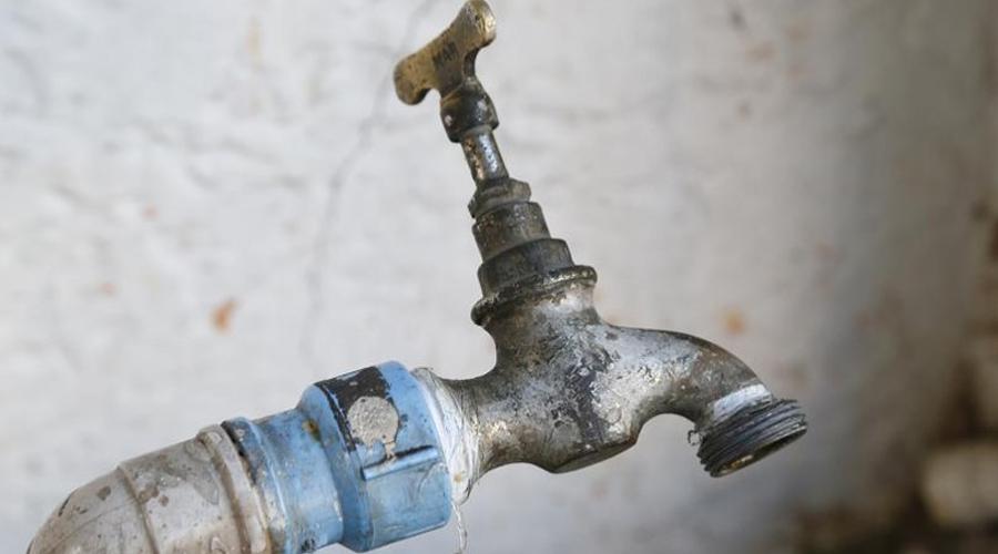 Cagepa emite nota sobre falta d'água em Patos e região