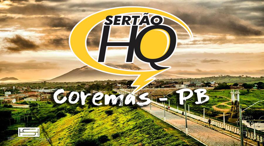 Sertão HQ 2018 será realizado em Coremas e homenageará Shaolin