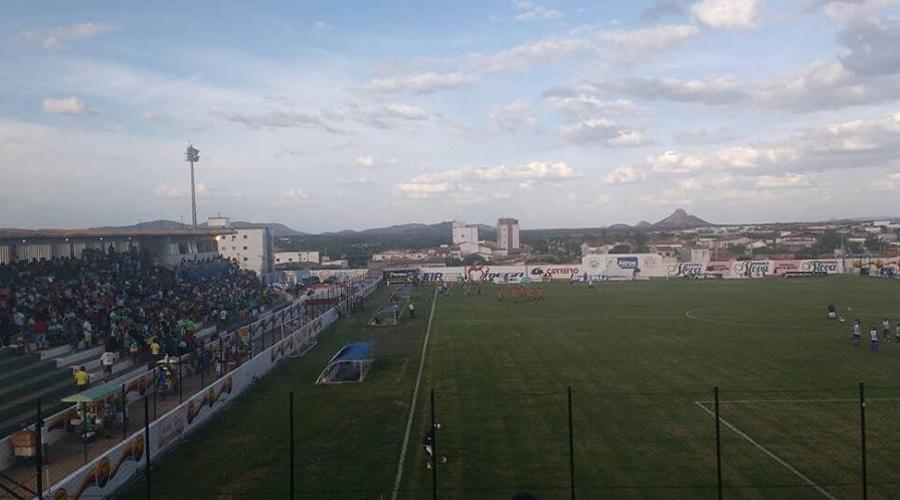 Nacional de Patos vence o Atlético-PB e engata a quarta vitória seguida no Paraibano