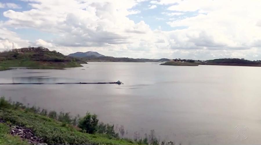 Açude Boqueirão tem maior recarga dos últimos 12 anos após chuvas na Paraíba