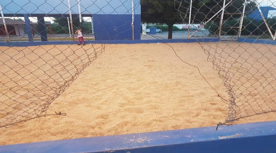 Praticantes de esportes do Jatobá cobram melhorias na Praça Apolônio Gonçalves