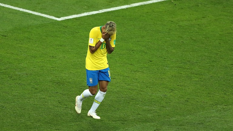 Neymar fica fora do prêmio da Fifa de melhor jogador do mundo