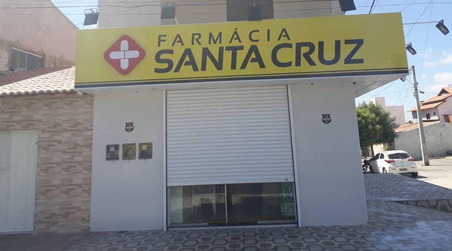 Farmácia Santa Cruz será inaugurada neste sábado, no Jatobá, em Patos