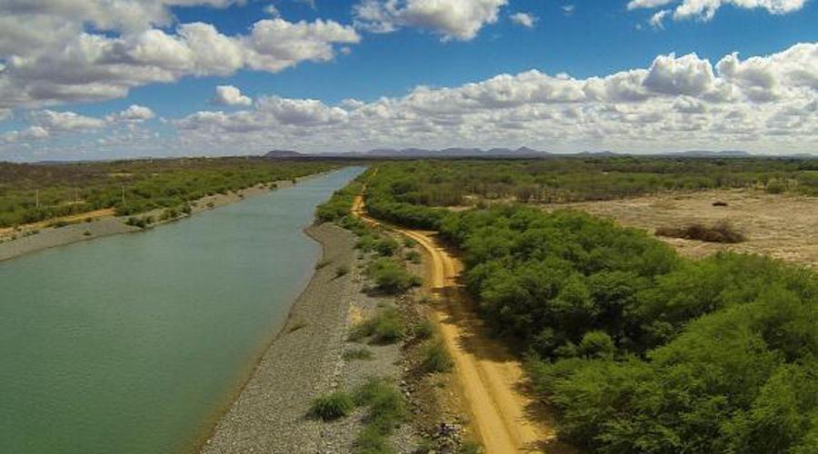 Água da transposição deve chegar ao Sertão da Paraíba só em 2019