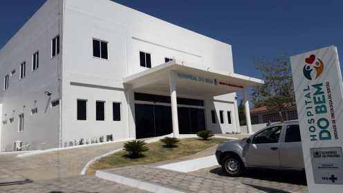 O Hospital do Bem foi inaugurado no dia 05 de setembro
