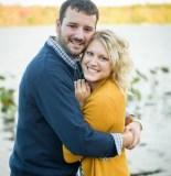 Murphy e Jessica se casariam em setembro, mas ele morreu num acidente — Foto: Reprodução/Facebook/ Jessica Padgett