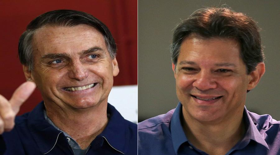 No Twitter, Haddad deseja sucesso a Bolsonaro e pede que presidente eleito 'estimule o melhor de todos nós'