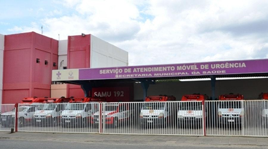 SAMU Patos mantém média mensal de atendimentos entre 800 a 900 chamados