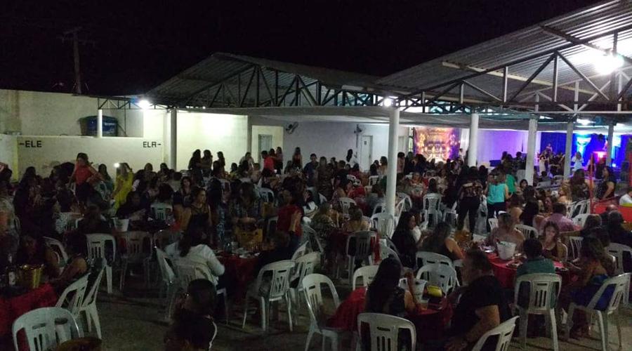 Sinfemp reúne mais de 500 professores em festa no Rancho, em Patos