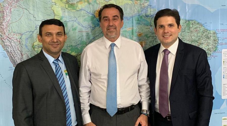 Hugo Motta cobra agilidade no repasse de recursos para Desterro e demais municípios paraibanos