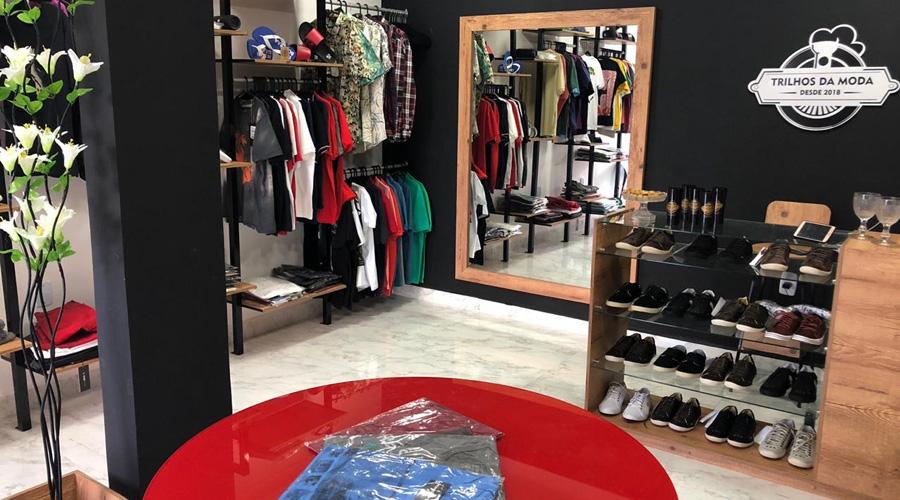 4f16fedfa Loja Trilhos da Moda é inaugurada em Patos e oferece grande diversidade em  roupas de marcas