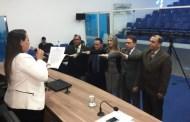 Nova mesa diretora da Câmara Municipal de Patos é empossada