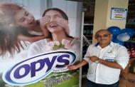 Segue a promoção compre três produtos e leve um detergente grátis da Opy's, em Patos