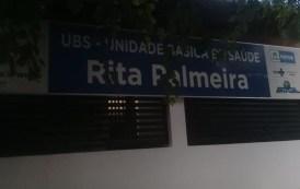 Mulher diz que UBS Rita Palmeira não está atendendo as 16 fichas e que lhe negaram atendimento