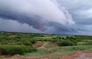 Chove 61, 5 mm em Vista Serrana. Na zona rural a chuva passou dos 100 mm