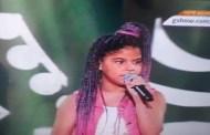 Livia Valéria arrasa cantando Asa branca, de Luiz Gonzaga, mas não segue na competição