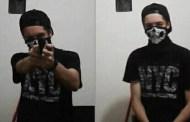 Assassino postou fotos com arma minutos antes do massacre em Suzano