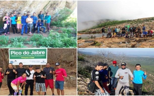 Grupo Galera da Serra, em Condado, desvenda as montanhas da região e cuida do meio ambiente