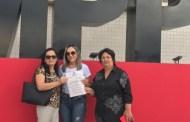 Vereadoras formalizam denúncia no MPPB para prefeitura providenciar entrega de mamografias