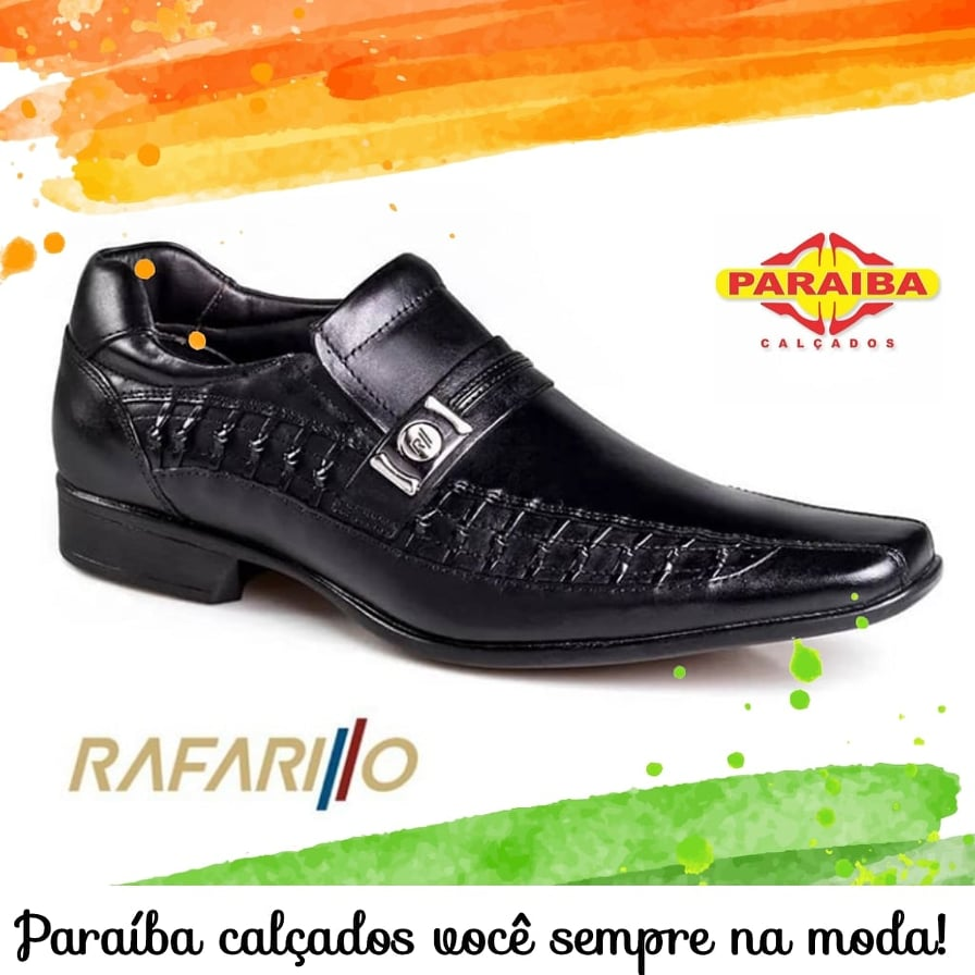 9929cf518 Muitas novidades em calçados masculinos e femininos na Paraíba ...