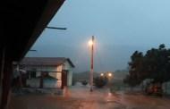 Chove em mais de 30 municípios do Sertão paraibano. Veja os índices