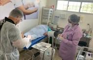 Equipes de saúde de Malta fazem pequenas cirurgias em pacientes