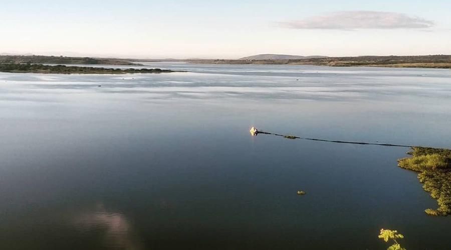 De sexta pra hoje (domingo), Açude de Coremas pegou 42 centímetros d'água
