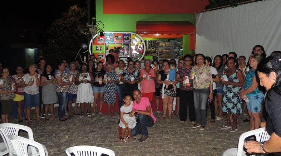 Em Ipueira, Mercado Gente Fina promove um dia especial para as mães
