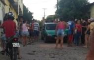 Tentativa de homicídio deixa três pessoas feridas em Teixeira