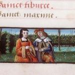 Libro d'Ore (Francia, 1500 circa), BM Tours