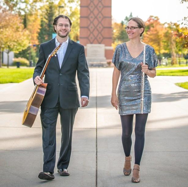 Flute and Guitar Music - Folias Duo