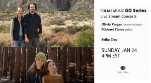 January GO Live Stream Folias Duo