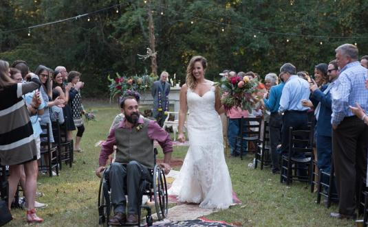Shake it up: Ideas for a Non-Traditional Wedding