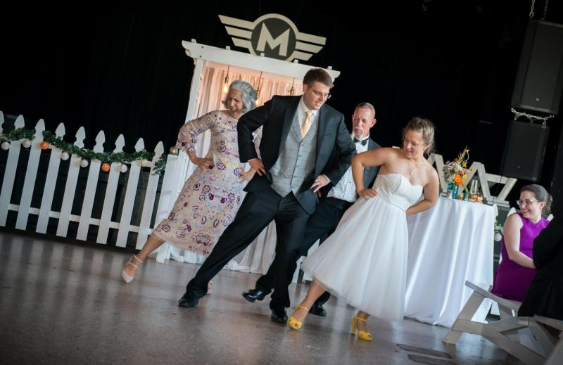 Why it's never JUST Day-Of Coordination | Folie à Deux Events Blog | Chapel Hill Wedding Planner | Photo by Photopher Photography