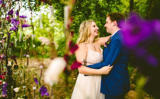 James + Stacy's Highland Brewing Wedding in Asheville, NC