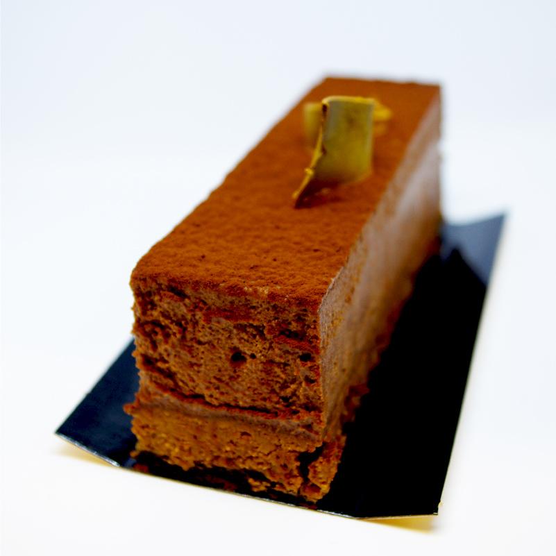 Le royal entremet chocolat praliné de la Folie Gourmande
