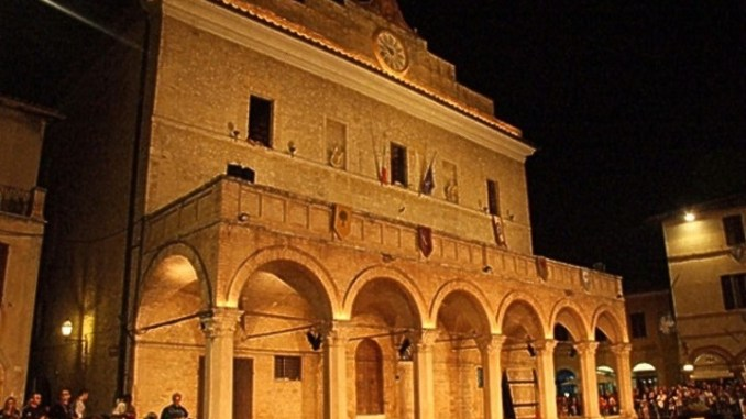 C'era una volta…a Natale a Montefalco organizzata dal Comune