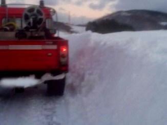 Maltempo, mercoledì chiuse scuole a Colfiorito e Casenove