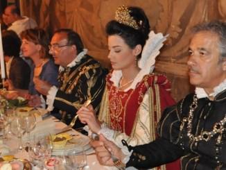 Festa a Palazzo d'oro e di Vento, Quintana, ecco il menu