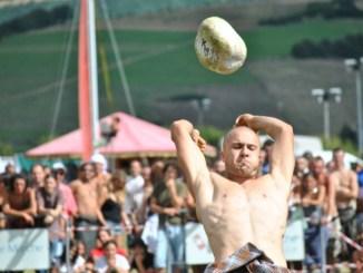 Spirito celtico del Rugby nel Montelago Festival