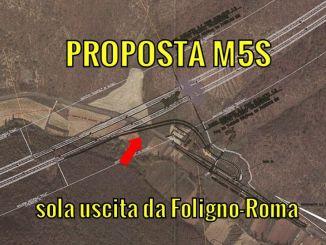 Svincolo di Scopoli, proposte concrete dal M5S per alleviare l'impatto ambientale