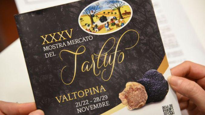 Tartufo di Valtopina festeggia 35 anni di vita