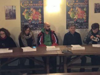 Presentato il Carnevale dei ragazzi 2016 di Sant'Eraclio
