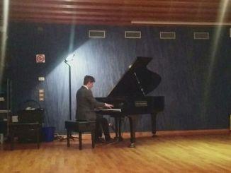 Scuola comunale musica, giovane pianista si piazza quarto a concorso a Treviso