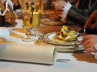 Quintana Foligno, Cena della Befana al Rione Cassero per aiutare Massaprofoglio