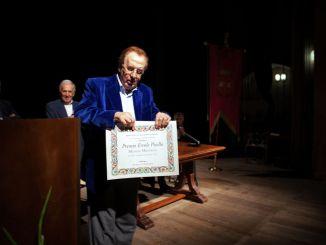 Bevagna, premio Ercole Pisello al giornalista Michele Mirabella