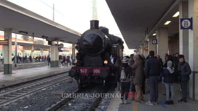 Un viaggio d'amore da Bethlehem a Foligno per i bambini bisognosi