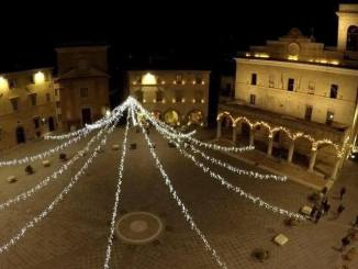 Christmas Day&Night a Montefalco dall'8 all'11 dicembre