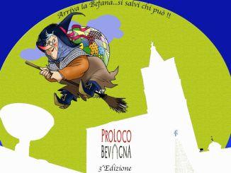 A Bevagna il 6 gennaio arriva la Befana, si salvi chi può!
