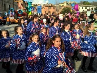 Carnevale dei ragazzi di Sant'Eraclio sarà un grande fine settimana